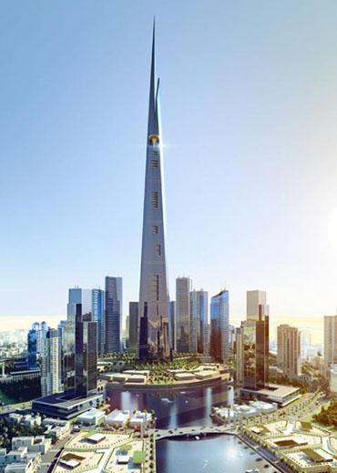 La plus haute tour du monde
