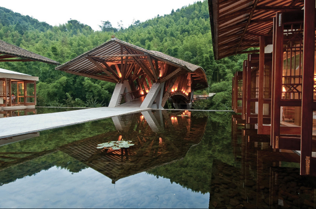fabrication en bambou
