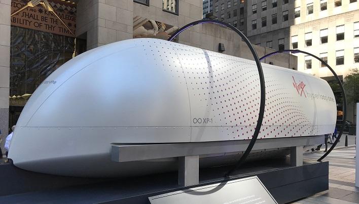 Transports de demain : l'hyperloop