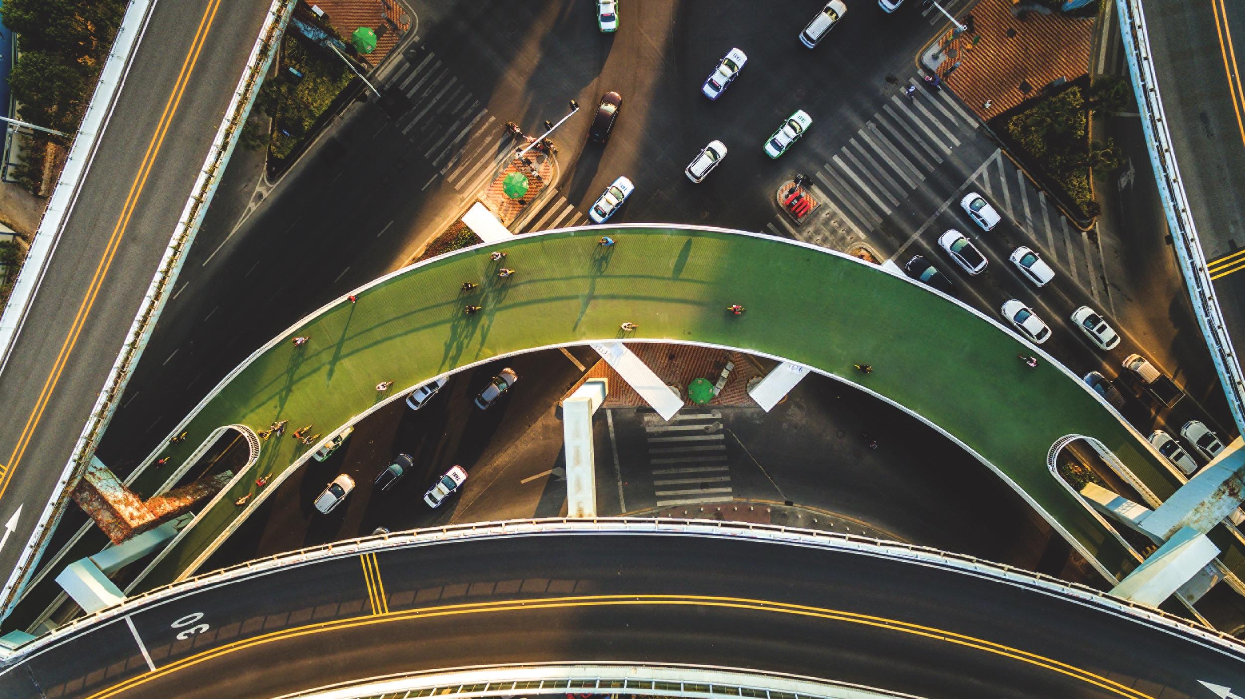 La piste cyclable Xiamen